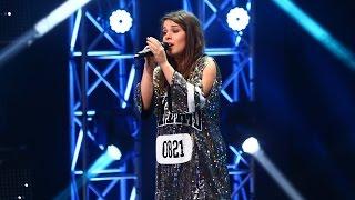 Alan Walker Faded Vezi aici cum c nt Alexandra Sirghi la X Factor