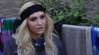 Kesha fights for LGBT Equality
