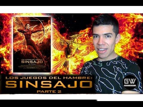 Los Juegos del Hambre: Sinsajo - El Final (Crítica/Review)