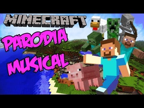 Parodia musical de Minecraft by Raypiew