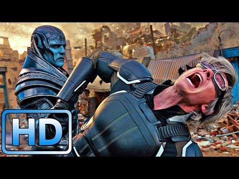 Ртуть и Мистик против Апокалипсиса / Люди Икс: Апокалипсис (2016)