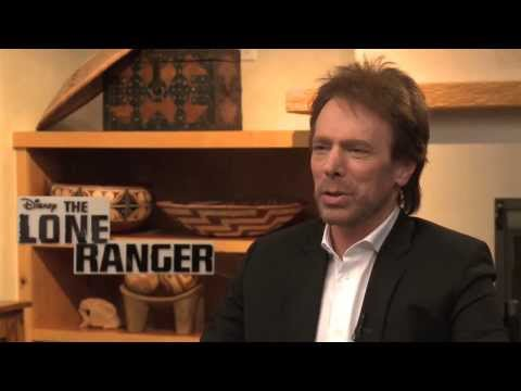Jerry Bruckheimer Interview -- The Lone Ranger