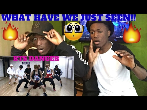 NON KPOP DANCERS REACT TO BTS Danger Dance Practice