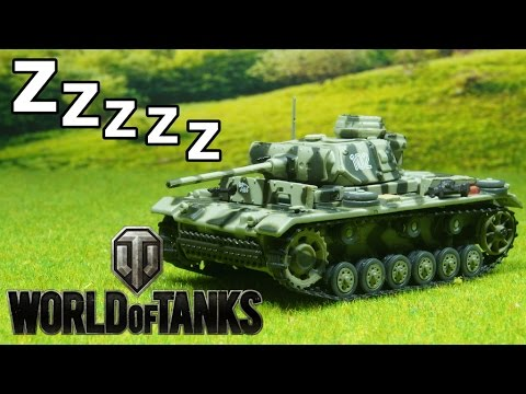 World of Tanks: AFK Players