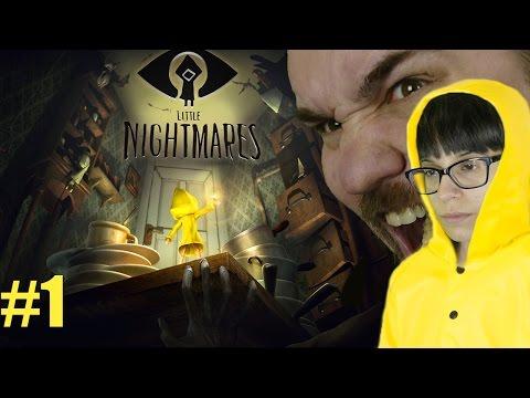 Asszonykával | Little Nightmares | 1.rész