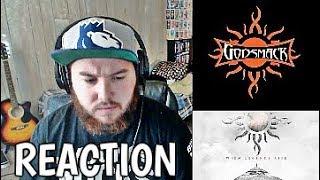 Download Lagu Bulletproof - Godsmack (REACTION) Gratis STAFABAND