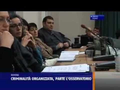 CRIMINALITA' ORGANIZZATA, PARTE L'OSSERVATORIO