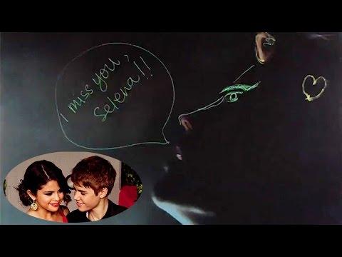 Justin Bieber Misses Selena Gomez in