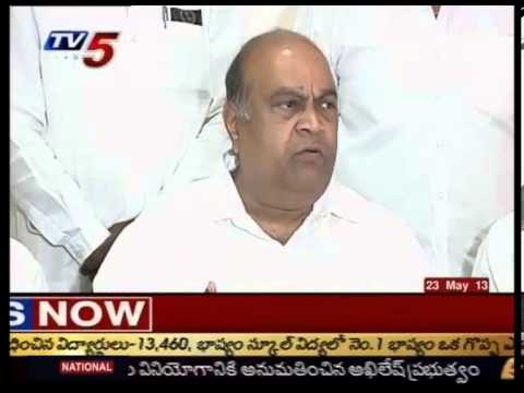 Nagam to join BJP on June 3 - TV5