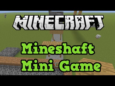 Minecraft Xbox Mini Game Mineshaft