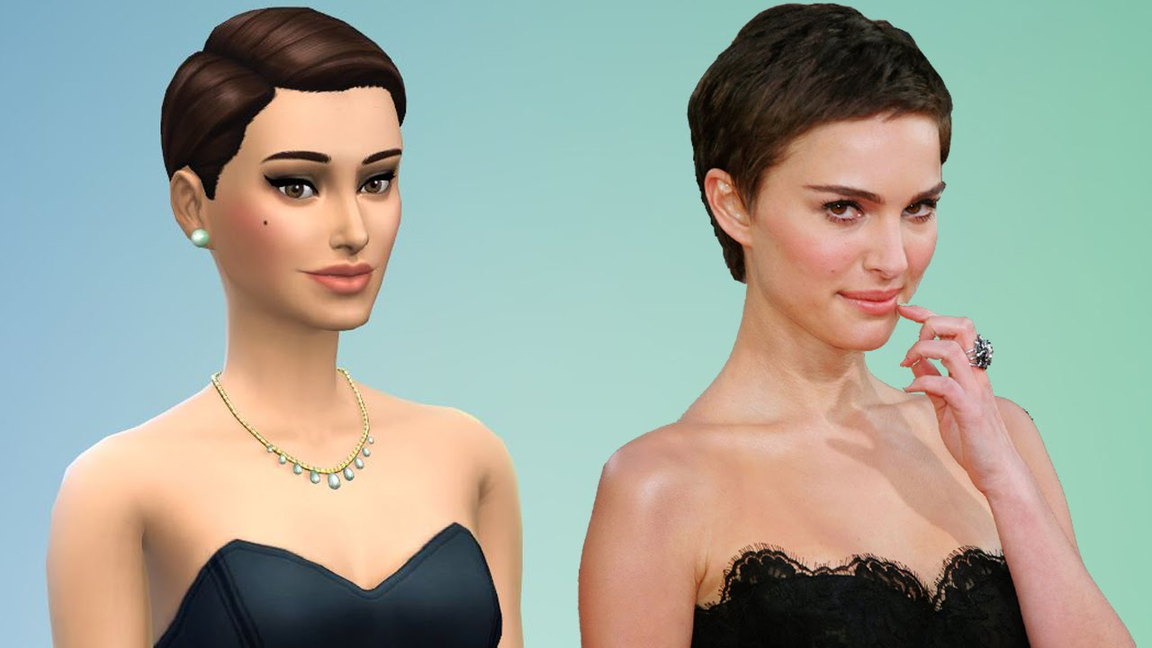 My Celebrity CAS Creations - Page 4 — The Sims Forums