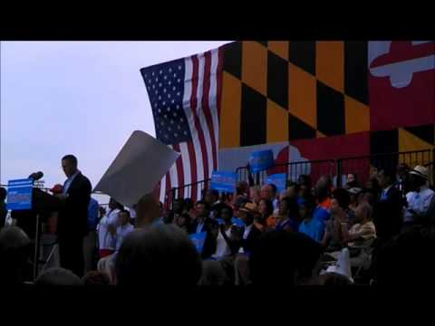 Lt. Gov. Anthony Brown's Kickoff Speech for Maryland Governor 2014