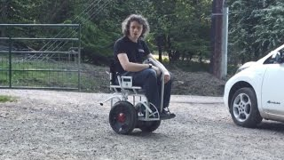 Full on review of the Blumil Segway / Ninebot Electric Wheel Chair