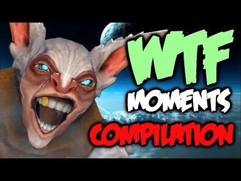 Dota 2 WTF Moments Compilation / Vol. 1