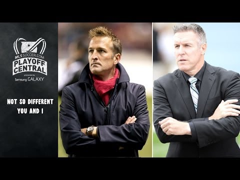 Styles of Play of Sporting KC and Real Salt Lake | Playoff Central