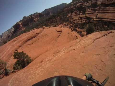 Biking Sedona
