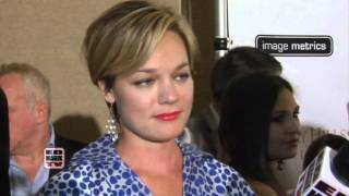 Crystal Allen Interview at Beverly Hills Film Festival 2012
