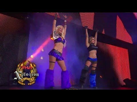 Xplosion Match: Velvet Sky vs. Gail Kim