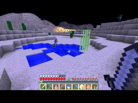 MINECRAFT E&T 110: Armored spider jockey!