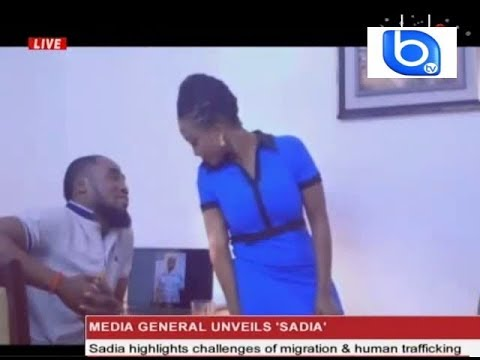 """watch !! TV3 Ghana has launched a new Telenovela with the caption """"Sadia"""" thumbnail"""