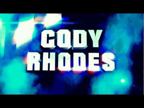 Cody Rhodes  2011 Titantron with effects