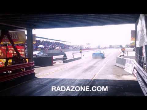 GTR Exotic por poco!!!!! Salinas Speedway PR 2015