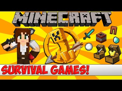 Minecraft Bukkit Plugin - Survival Games - Tutorial