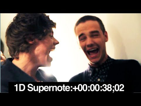 One Direction SUPERNOTE!