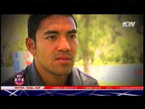 Entrevista de Chapis con Marco Fabián en Zona Chiva de TDN del 30 de abril de2013