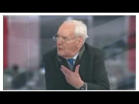 Tony Benn TELLS OFF THE BBC!!!