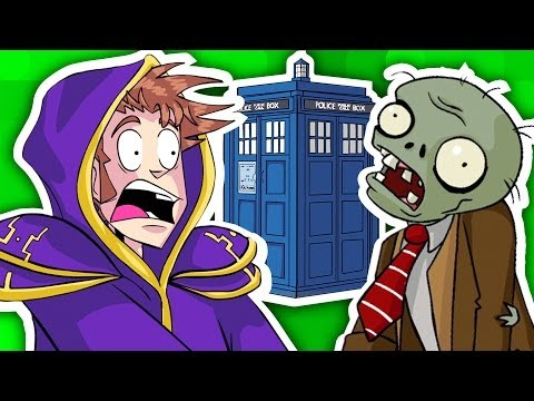 Tobuscus Animated Adventures #7 - Plants Vs. Zombies video