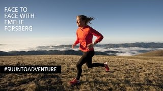Face to Face with Emelie Forsberg – #SuuntoAdventure Video Series, Episode 1