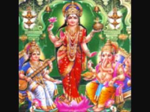 Maa Laxmi Stuthi - Diwali Pooja video