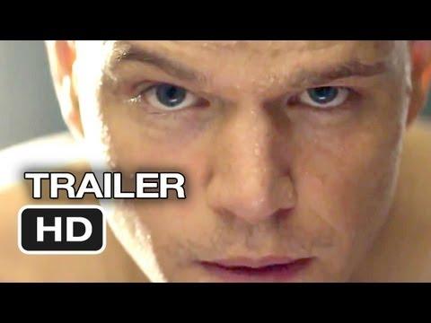 Elysium Official Trailer 3 2013 Matt Damon Jodie Foster Sci