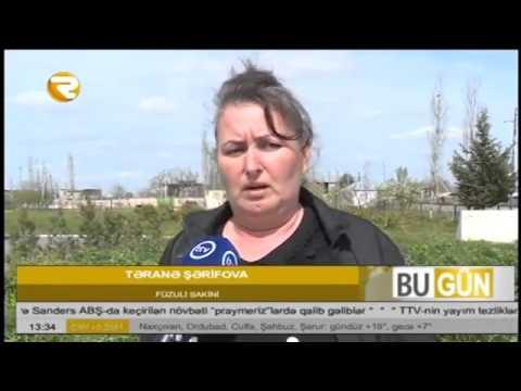 Cəbhədən eksklüziv xəbərlər Region TV   Region TV