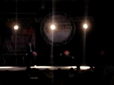 Dangerous - Michael Jackson (Asa Blanca) na Festa das Etnias!!!