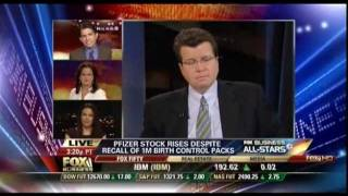 Carol Roth on Pfizer Birth Control Recall American Airlines Bankruptcy Neil Cavuto Fox