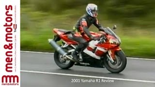 2001 Yamaha R1 Review