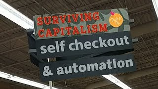Quick tip: Self Checkout