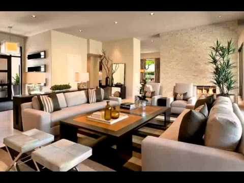 living room ideas with fireplace and tv Home Design 2015 - YouTube