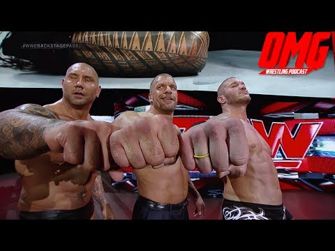 Wwe Monday Night Raw 04 14 2014 - Evolution Is A Mystery! - Omg Wrestling Podcast #23 video