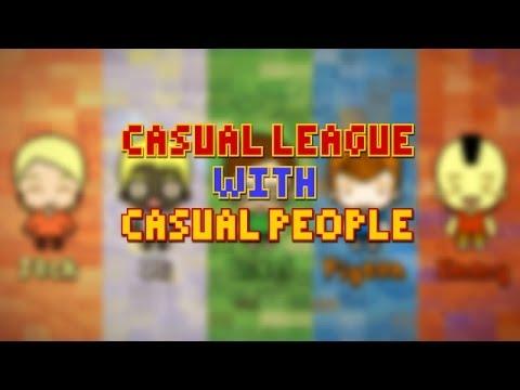 Casual League Episode #1   Obamacare League Team