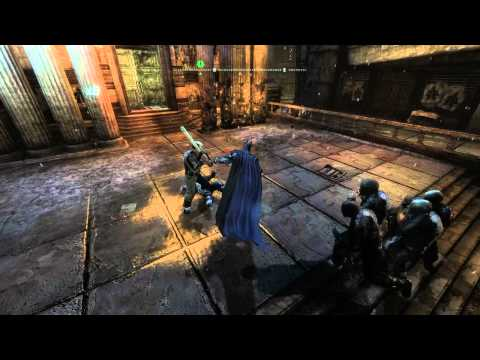 Batman: Arkham City – 12 Minutes of Gameplay