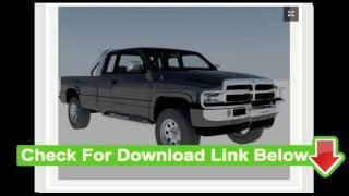 FREE 3D Dodge Ram Download - FREE 3D Car Models