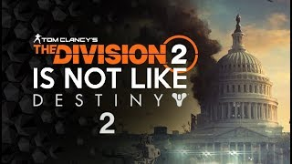 Will Division 2 FAIL Like Destiny 2?