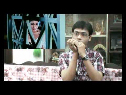 Mera Chand Mujhe Aaya (Harmonica by Ujjal Dutta).avi