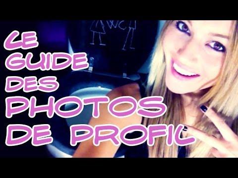 Le guide des photos de profil (Edition filles) - Andy