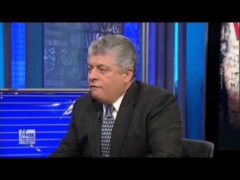 Judge Napolitano - Recognition of States Rights and the 2nd Amendment