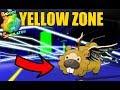 YELLOW ZONE!!! - Bidoof Simulator (Episode 4)