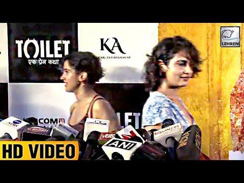 Dangal Girls Spotted IGNORING Each Other | Fatima Sana Shaikh | Sanya Malhotra | LehrenTV thumbnail